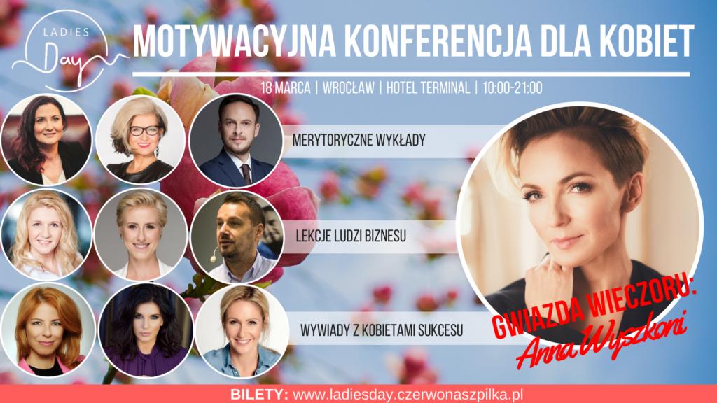 motywacyjna konferencja wrocław